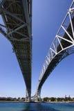bluewater γέφυρα Στοκ εικόνα με δικαίωμα ελεύθερης χρήσης
