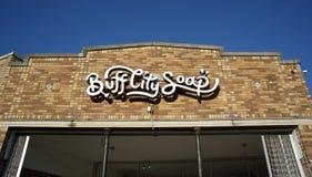 Bluff City Soap, Memphis, TN Stock Photo