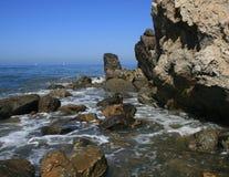 Bluff de Geologie van de Inham Royalty-vrije Stock Foto's