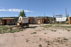 Bluff Fort in Utah Stock Photo