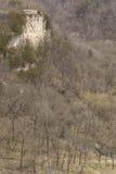 Bluff Heuvel in de Lente Royalty-vrije Stock Afbeeldingen