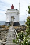 Bluff Lighthouse Royalty Free Stock Photo