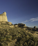 Bluff van Scotts Nationaal Monument Royalty-vrije Stock Foto
