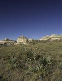 Bluff van Scotts Nationaal Monument Royalty-vrije Stock Afbeeldingen