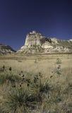 Bluff van Scotts Nationaal Monument Royalty-vrije Stock Foto's
