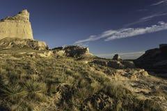 Bluff van Scotts Nationaal Monument Stock Fotografie