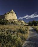 Bluff van Scotts Nationaal Monument Royalty-vrije Stock Fotografie