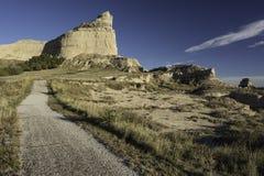 Bluff van Scotts Nationaal Monument Stock Foto's