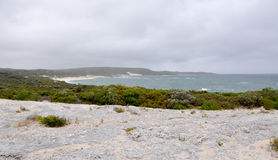 Bluff View at Hamelin Bay Royalty Free Stock Image