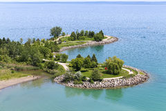 Bluffers Park Toronto Royalty Free Stock Photos
