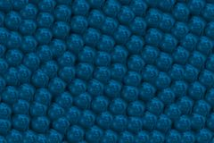 Bluish background with pearls.1 Royalty Free Stock Photo