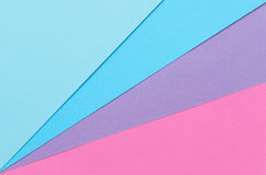 Bluish construction paper rays Royalty Free Stock Photo
