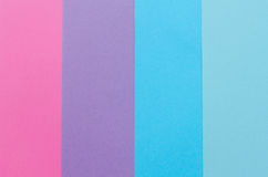 Bluish construction paper sheets Stock Photo