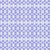 Bluish pattern with flax flower shape Stock Photo