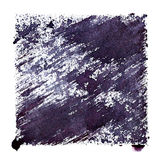 Bluish stenciled square Royalty Free Stock Photo