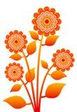 Blume 2 vektor abbildung