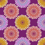 Blume pattern6 Stockfoto