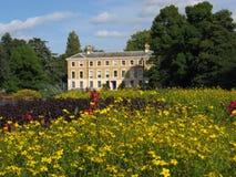 Blume-Teppich in den Kew Gärten Lizenzfreie Stockbilder