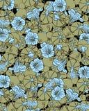 Blumenüberfluß Lizenzfreie Stockfotografie