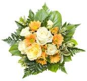 Blumen-Anordnung Lizenzfreies Stockfoto