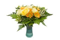 Blumen-Anordnung Stockfotos