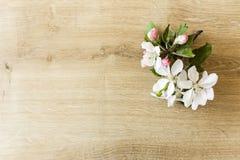 Blumen auf Tabelle Stockbilder
