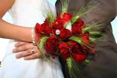 Blumen-Blumenstrauß Stockfotografie