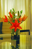 Blumen-Dekoration Lizenzfreie Stockfotografie