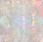 Blumen- der Weinlese alter, schäbiger Pastellhintergrund Stockfotos