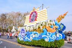 Blumen-Festival Stockfotos