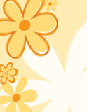 Blumen-Hintergrund Stockbilder
