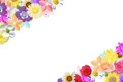 Blumen-Hintergrund Lizenzfreies Stockfoto