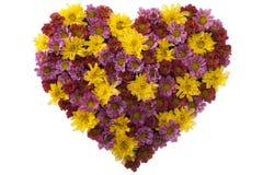 Blumen-Liebe Stockfotografie