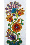 Blumen-Mosaik Lizenzfreie Stockbilder