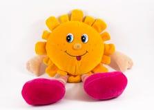 Blumen-Spielzeug Childs Sun Lizenzfreie Stockfotografie