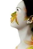 Blumen-Therapie Stockfotos
