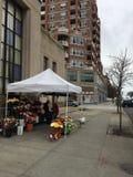 Blumen-Verkauf im Stadtzentrum gelegener Brighton Beach Lizenzfreies Stockfoto