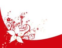 Blumenabbildung Lizenzfreie Stockfotografie
