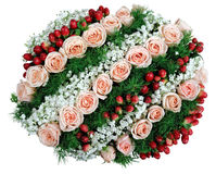 Blumenanordnung 1 Stockbild