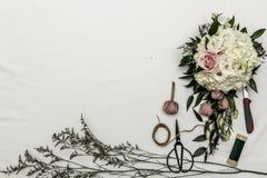 Blumenanordnung 4 Stockbild