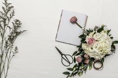 Blumenanordnung 2 Stockfoto