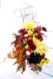Blumenanordnung stockfoto