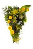 Blumenanordnung Lizenzfreies Stockbild