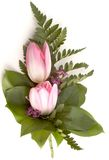 Blumenanordnung Lizenzfreie Stockfotos