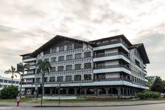 Blumenau City House. Santa Catarina Royalty Free Stock Image