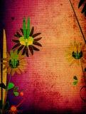 Blumenauslegung stock abbildung