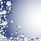 Blumenauslegung Stockbilder