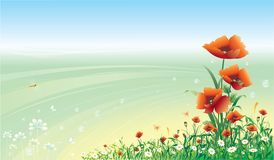 Blumenauslegung