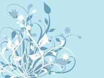 Blumenauszug Stockbild