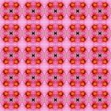 Blumenblatt der Hibiscusblume nahtlos stock abbildung